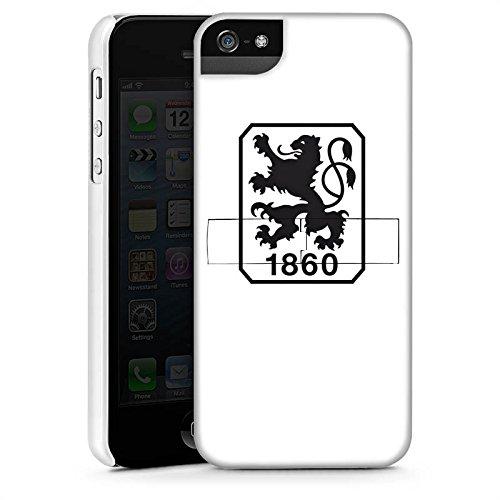 Apple iPhone X Silikon Hülle Case Schutzhülle TSV 1860 München Fanartikel Bundesliga Fussball Premium Case StandUp