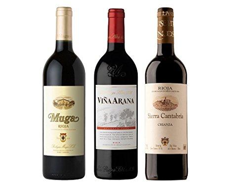 Lote Clasico Rioja 3 X 75 Cl