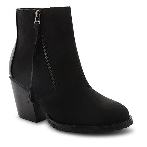 Dolcis ,  Damen Ankleboots Schwarz