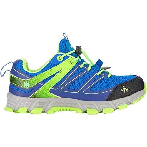 Wanabee Chaussures de randonnée activ 300 - Enfant - Bleu et Vert 39