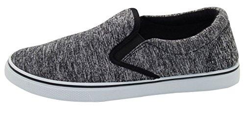 TrueFace Chaussures de Basket-Ball Pour Homme noir - gris