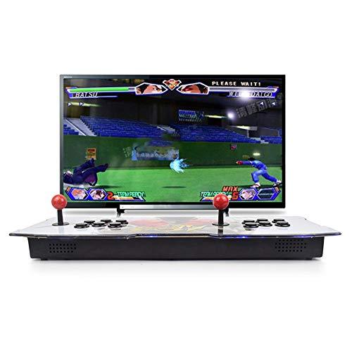 Yunt Pandora's Box 2260 en 1 Arcade Game Console Sistema 3D Full HD 1920x1080 Videojuego Spiel Doppel Stick 2 Player