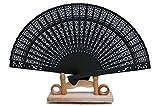 Yudu® Holzfächer Handfächer Fächer