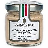 Savini Tartufi - Crema de Salmón con Trufa 90 gr