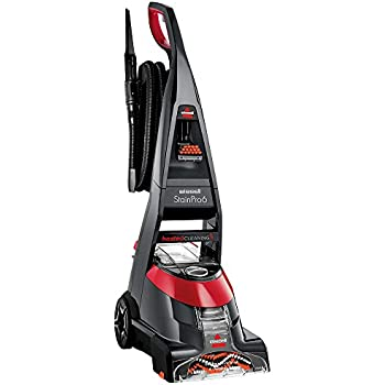BISSELL StainPro 6 Carpet Cleaner , Titanium/Red