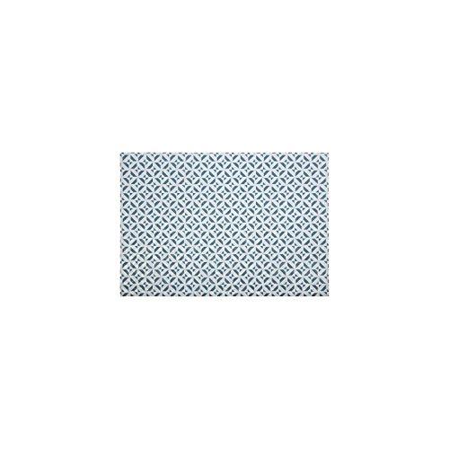 Set de table double face - 42 x 29 cm - Bleu