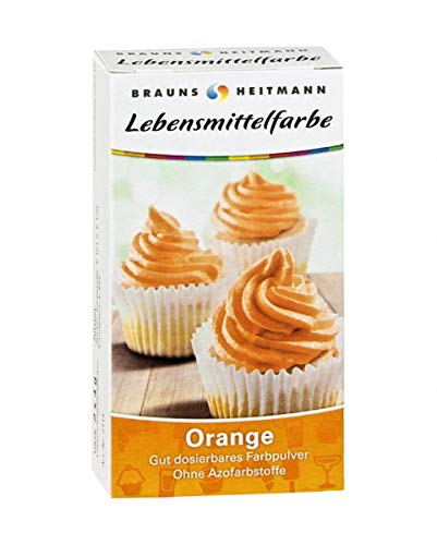 Horror-Shop Lebensmittelfarbe Orange