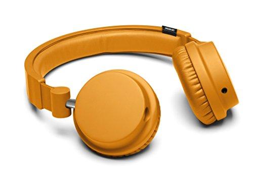 Urbanears Zinken On-ear Dj Headphones, Bonfire Orange (4091161)