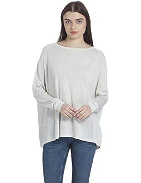 Vero Moda Vmtiny Star LS Boatneck Blouse Nvl, suéter para Mujer
