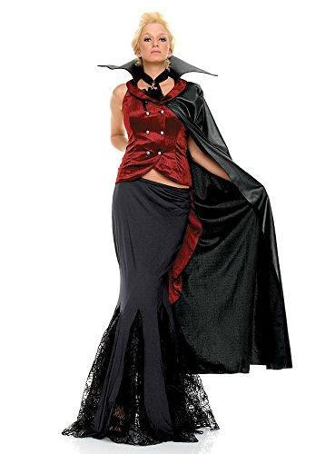 II Gr. M (Vampirella Halloween-kostüm)