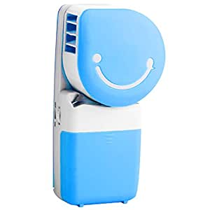 Mini Portable Hand Held Bladeless Cool Fan Air Conditioner