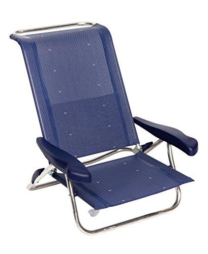 Preisvergleich Produktbild Crespo 1148177 Niedriglehner al-222 / 41,  blau