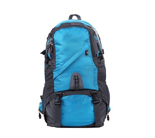 Yy.f Ultra-resistente Leggero Borse Da Viaggio Borse Alpinismo Trekking Zainetto Ultra-light La Corsa Esterna Campeggio Equitazione Zaino. Multicolore Blue