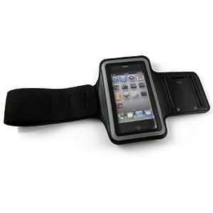 Sportarmband Armtasche / für iPhone / iPhone 4 / iPhone 4S / 3G / Iphone 3GS in schwarz