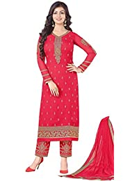Manish Trading Women's Cotton Full Flare Party Wear And Casual Wear Long Kurti For Women, Kurtis For Women, Jaipuri... - B07J1V8Y2R