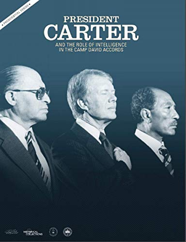 CIA: Intelligence and the Camp David Accords (English Edition)
