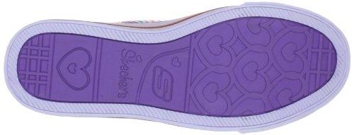 Skechers ShufflesHeart Sparks 10194L, Sneaker ragazza Rosa (Pink (PMLT))