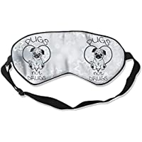 Pugs Not Drugs 99% Eyeshade Blinders Sleeping Eye Patch Eye Mask Blindfold For Travel Insomnia Meditation preisvergleich bei billige-tabletten.eu