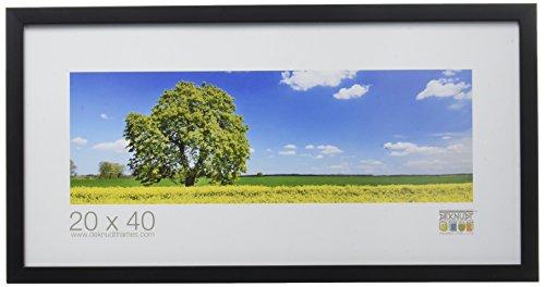 Deknudt Frames S43AK2 20x40 Marco Negro Madera