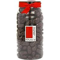 Rita Farhi Dark Chocolate Covered Orange Peels in a Gift Jar, 800g