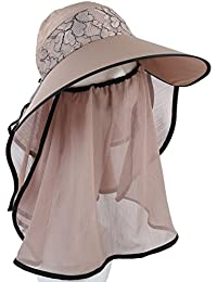 Beach Sun Hat Summer Outdoor Sun Protection Sun Hat Fold The Bike To Cover The Beach Cap (A Variety Of Colors To Choose From) Soft and comfort
