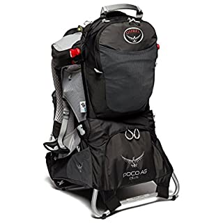 Osprey Poco AG Plus Baby Carrier black 2019 kids carrier