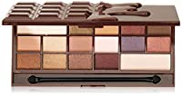 16 Eyeshadow & HEART CHOCOLATE by I â¡ Makeup.The palette contains of 16 shadows: 6 matte, 6 pearl-metallic, 3 with flickering particles, 1 with metallic glow. Destined for daily use. Perfect for make-ups for special occasions. Wide range of...
