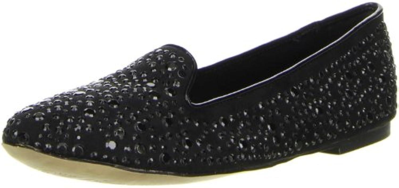 BULLBOXER Damen Ballerinas schwarz 2018 Letztes Modell  Mode Schuhe Billig Online-Verkauf