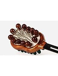 MMZLL Woody espalda/Meridian tapping cuello masajeador salud cervical martillo de masaje/masajeador/cuello , 2