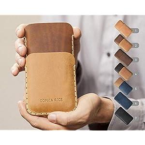 Handy Hülle für ZTE (verschiedene Modelle) Leder Cover Case Tasche Etui