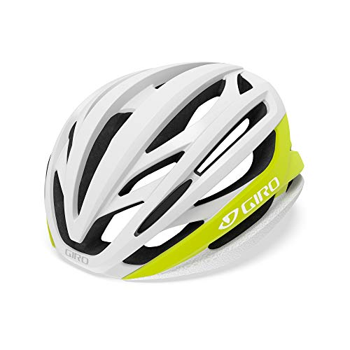 Casque Twist 2019 Syntax Highlight Jaune-Noir (S 51-55Cm, Jaune)