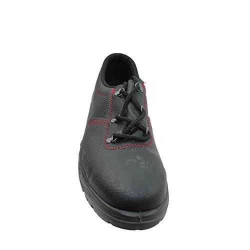 PSH berufsschuhe businessschuhe chaussures s1P chaussures de sécurité chaussures plates noir Schwarz