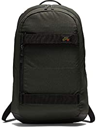 7a4118d9e5a NIKE Nike Mens SB Courthouse Backpack BA5305-357 - Sequoia/Black/Olive Flak