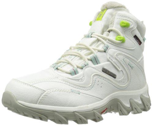 Salomon Sokuyi WP, Damen Trekking- & Wanderstiefel, Weiß (Cane/Titanium/Pop Green), 38 EU...