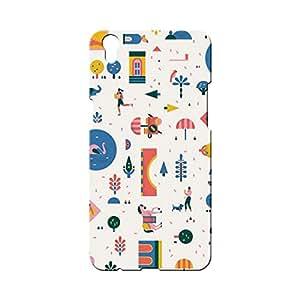 BLUEDIO Designer Printed Back case cover for OPPO F1 Plus Plus - G1869