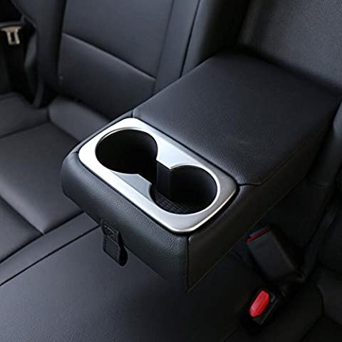 Coche asiento trasero agua Cup Holder Frame covers-fit para Kia Sportage QL 20162017