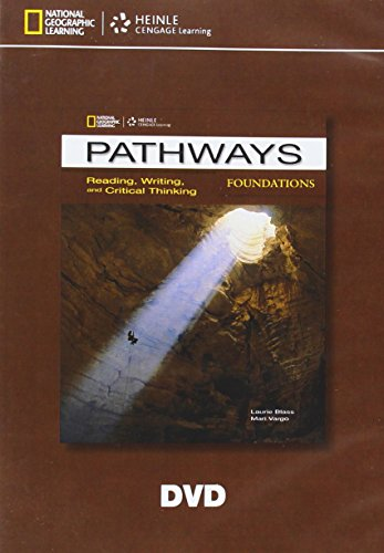 Pathways Foundations: Reading, Writing and Critical Thinking