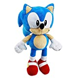 Sonic The Hedgehog - SEGA Peluche 28 cm, Couleur
