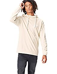 FIND Men's Printed Sleeve Hoodie