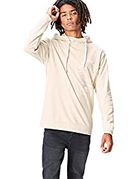 FIND Sweat-Shirt à Capuche Imprimés Homme