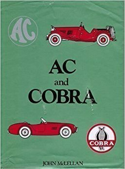 A. C. and Cobra for sale  Delivered anywhere in UK