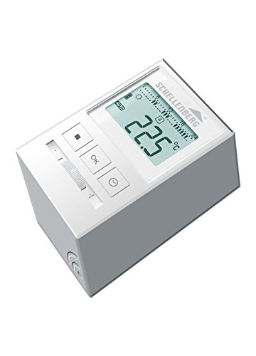 Schellenberg Smart Home Funk-Thermostat weiß