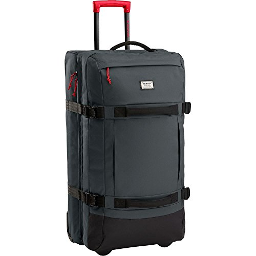 Burton Trolley, 80 cm, 120 liters, Nero