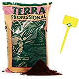 Weedness Canna Terra Professionell 50 litros - Tierra para macetas Crecen Plantas de balcón Tierra para macetas Tierra de jar