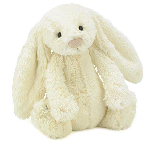 Image of Bashful Bunny - Cream - Medium Size - by Jellycat