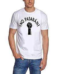 NO paSARAN! touchlines t-shirt pour homme