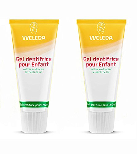 Weleda Children's Tooth Gel 2 x 50ml
