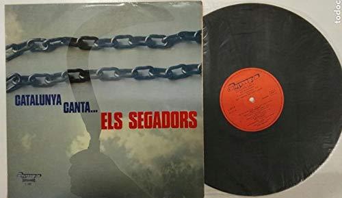 catalunya canta els segadors - RUDY VENTURA ORQUESTRA I CORS - SALOME - EMILI VENDRELL - OLYMPO - BCN 1976