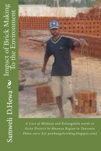 Impact of Brick Making To the Environment: A Case of Mtakuja and Kalangalala wards in Geita District In Mwanza Region in Tanzania