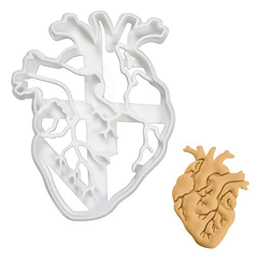 es Herz Ausstechform, 1 Teil ()